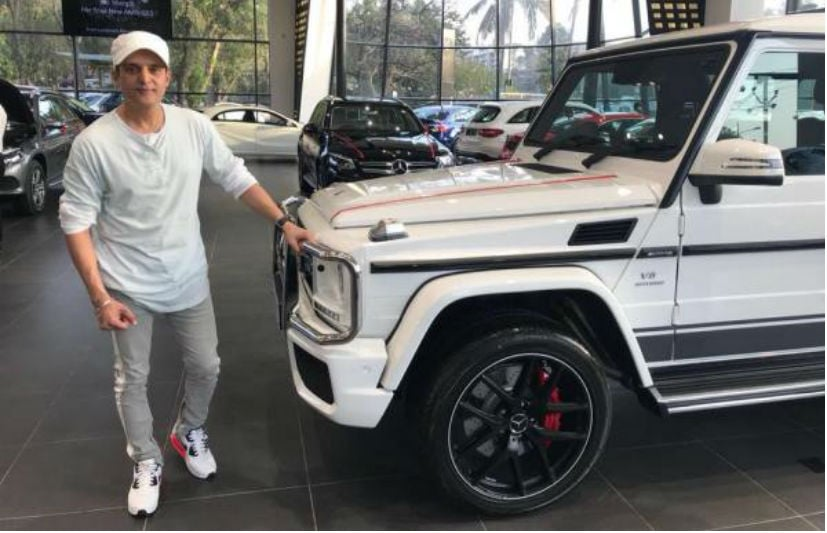 jimmy sheirgill mercedes amg g63