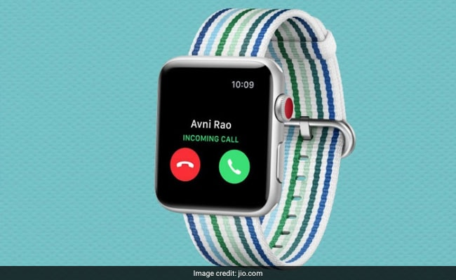 Airtel, Reliance Jio to bring Apple Watch Series 3 Cellular to India
