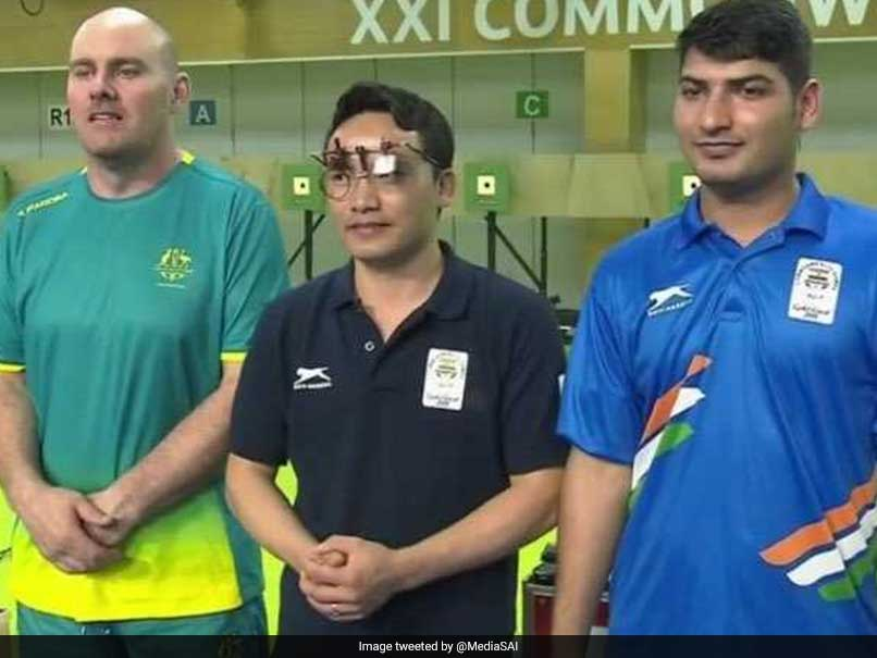 Commonwealth Games 2018: Record-Breaking Jitu Rai Wins Gold, Om Mitharval Clinches Bronze