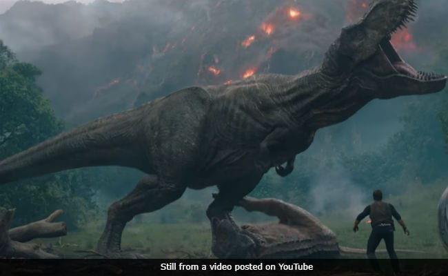 Trending - Jurassic World: Fallen Kingdom Final Trailer Is Not For The Faint-Hearted