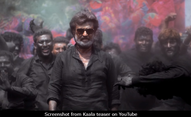 Rajinikanth's Kaala Gets A Release Date. Dhanush Tweets 'Make Way For The King'