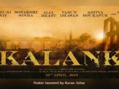 Karan Johar's <I>Kalank</I> Stars Madhuri Dixit, Sanjay Dutt And Many Others. Sridevi, You'll Be Missed