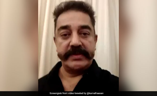 Kamal Haasan's video message to Prime Minister Modi