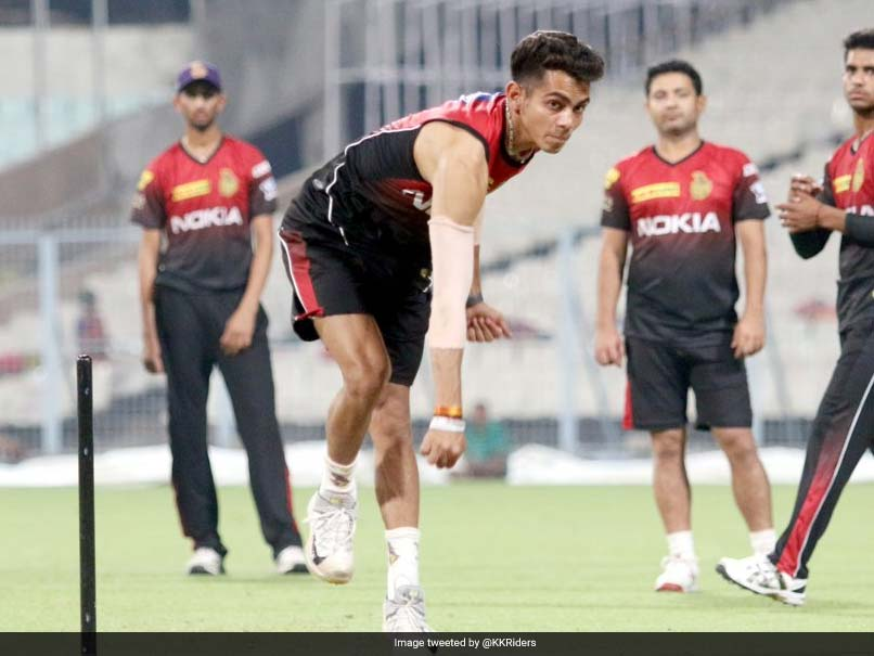 Indian Premier League 2018: Kolkata Knight Riders Kamlesh Nagarkoti Ruled Out, Prasidh Krishna Named His Replacement