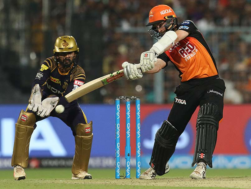 Indian Premier League 2018: Kane Williamson Fifty Powers Sunrisers Hyderabad To Win Over Kolkata Knight Riders