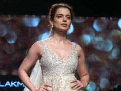 Kangana Ranaut All Set For Cannes Red Carpet Debut