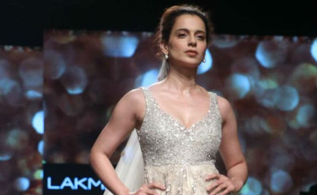 Cannes 2018: Kangana Ranaut All Set For Red Carpet Debut