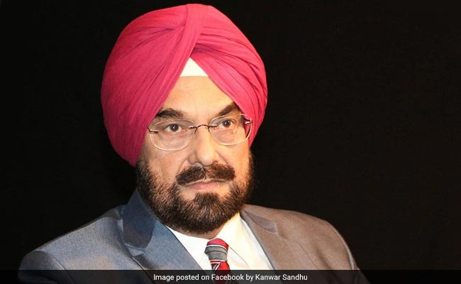AAP's Decision To Suspend Me 'Unconstitutional', Says Kanwar Sandhu