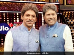 Sunil Grover's Imitation Of Kapil Dev Left Cricket Legend In Splits