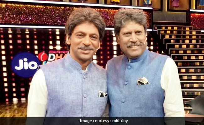 Sunil Grover's Imitation Of Kapil Dev Left Cricket Legend In Splits