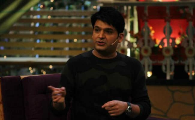 Kapil Sharma Files Police Complaint Against Producers Of