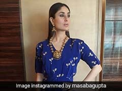 Kareena Kapoor Gives Us Major Summer Vibes In This Masaba Gupta Creation