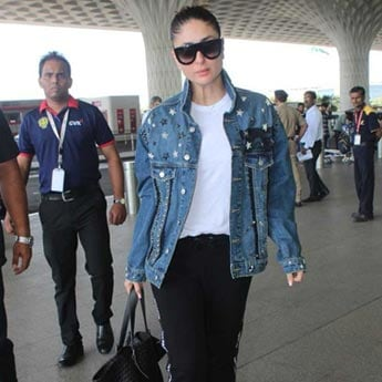 Summer Style Lesson From Kareena Kapoor: How To Max Denim