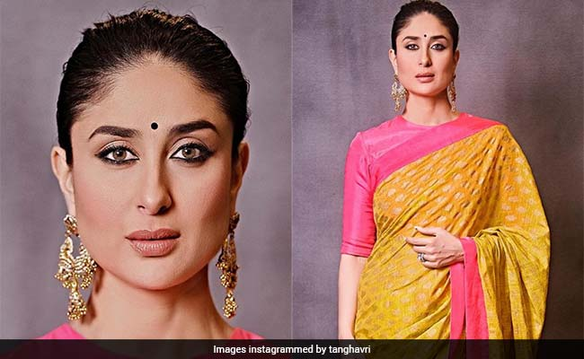 Kareena Kapoor Khan finds the constant pressure on Taimur