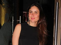 Karisma Kapoor Wore Her Favourite Combination To Mom's Party, Kareena Went Edgy