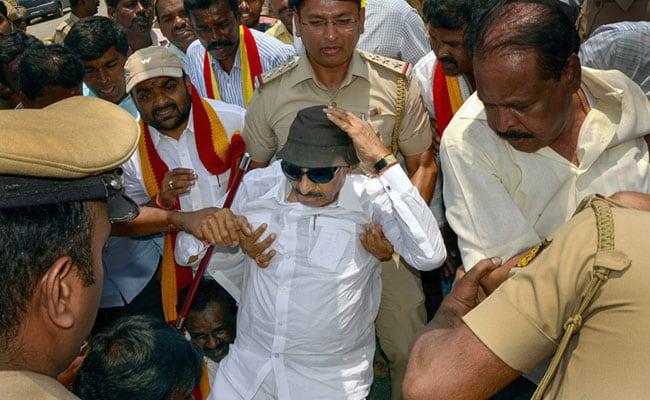 Cauvery Row: Pro-Kannada Outfits Call For Karnataka Shutdown On April 12