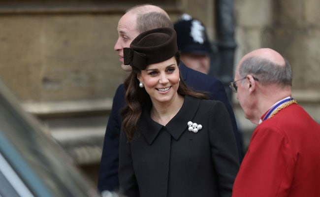 Kate, Wife Of UK's Prince William, Taken To Hospital To Give Birth To Third Child