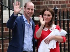Prince Louis Arthur Charles: British Royals Prince William And Kate Middleton Name Their Baby
