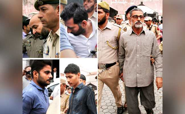 Kathua Accused Plead Not Guilty, Ask For Narco Test