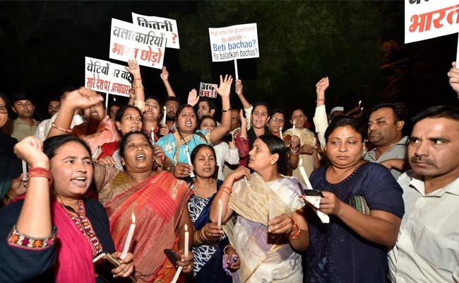 kathua rape midnight march pti 650