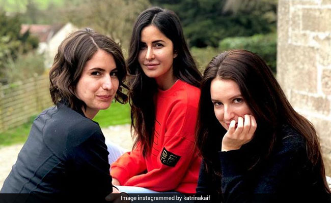 Sisters Make Holidays Even More Fun - Pics By Katrina Kaif, Malaika Arora (And Sisters)