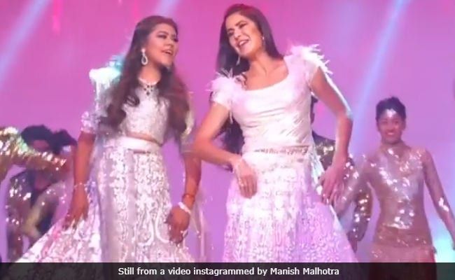 When Katrina Kaif, Ranveer Singh Perform, Who Cares If It's A Bollywood Concert Or Sangeet?