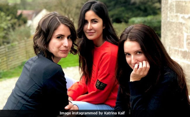 Just Katrina Kaif And Her Sisters Having A Fabulous Time. See Pics