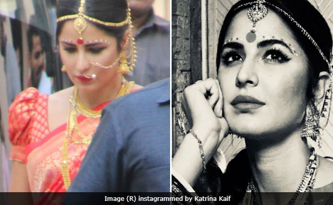 Katrina Kaif's Bengali bride look from Zero goes viral on social media