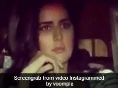 Salman Khan से मिलने उनके घर पहुंचीं कटरीना कैफ, देखें Video
