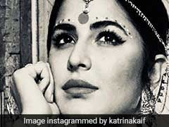 Katrina Kaif's <i>Zero</i> Look: See The Actress As A Bengali Bride