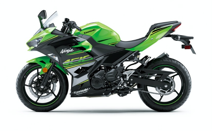 Kawasaki may introduce a naked version of the Ninja 400 as a 2019 model