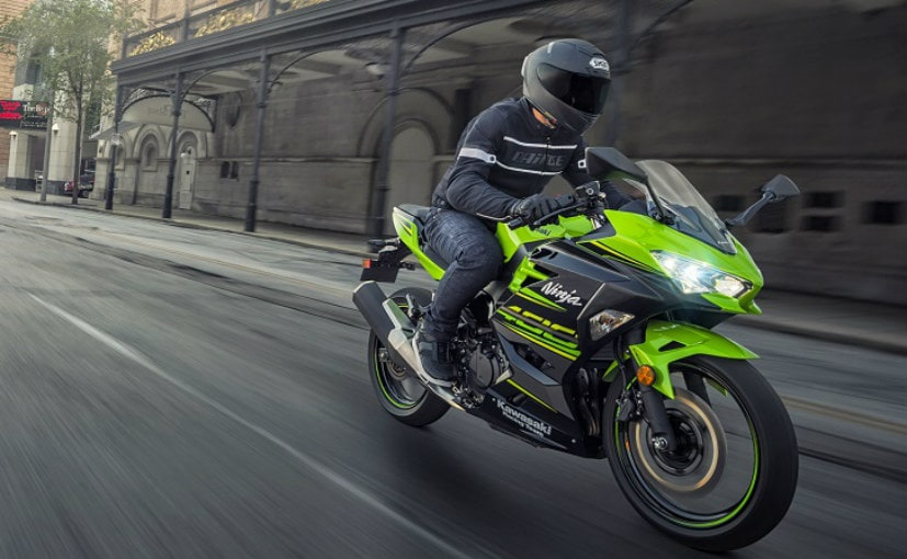 Kawasaki Ninja 400 Launched In India; Priced At ₹ 4.69 Lakh