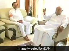 Not A Silly Political Front, Says KCR After Meeting Ex-PM Deve Gowda