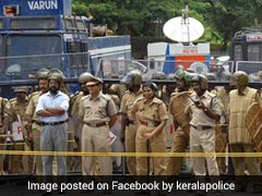 Temporary Gallery Of Football Ground Collapses In Palakkad, 50 Injured