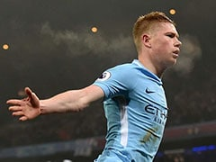 Kevin De Bruyne In As Manchester City Dominate Premier League Team Of The Year