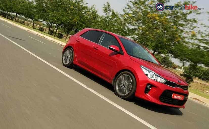 If Kia launches the Rio in India it could become the benchmark in the premium hatch segment