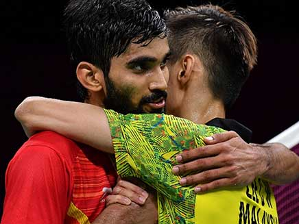 Commonwealth Games 2018: Silver For Kidambi Srikanth As Lee Chong Wei Claims Men