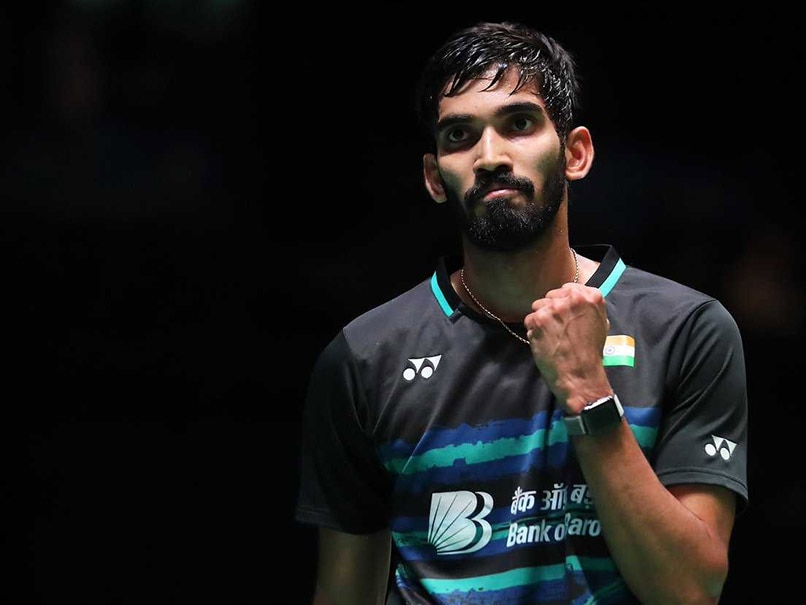 Commonwealth Games 2018: Kidambi Srikanth Takes India To Mixed Team Semis