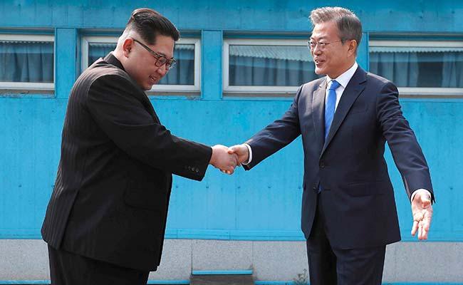 दक्षिण कोरिया का दावा- उत्तर कोरिया के नेता किम जोंग ट्रंप से मुलाकात के साथ परमाणु हथियार भी खत्म करेंगे