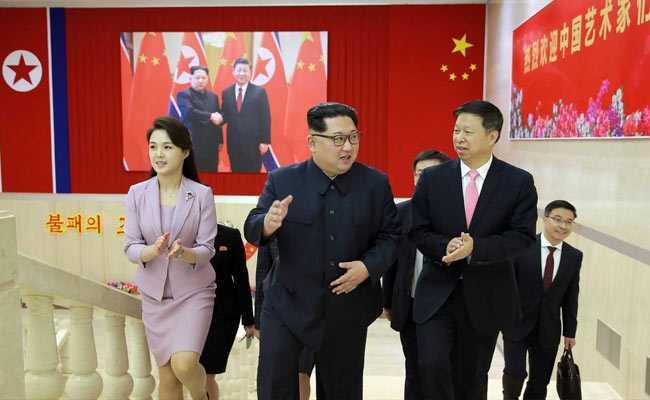 Ahead Of Meeting With Donald Trump, North Korean Leader Kim Jong ...