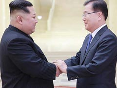 North and South Korea Discuss Reunion For Families Separated By War