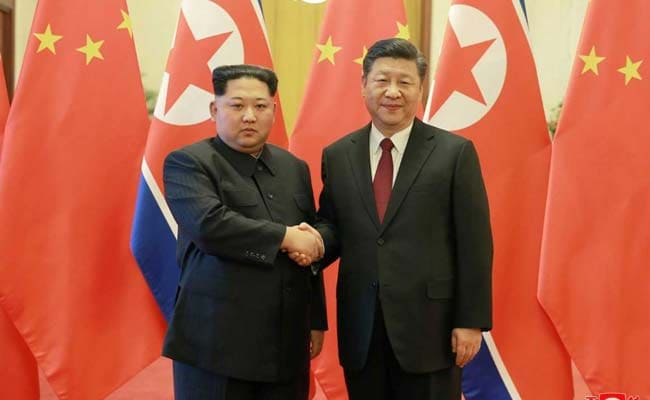 Kim Jong-Un Told China He Wants To Resume Six-Party Disarmament Talks: Report