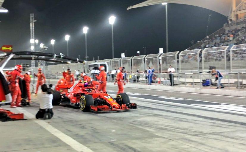 Bahrain GP: Sebastian Vettel wins after Lewis Hamilton overtake