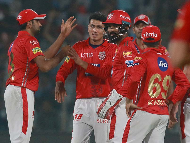 IPL 2018: Kings XI Punjab Edge Out Delhi Daredevils In Thriller