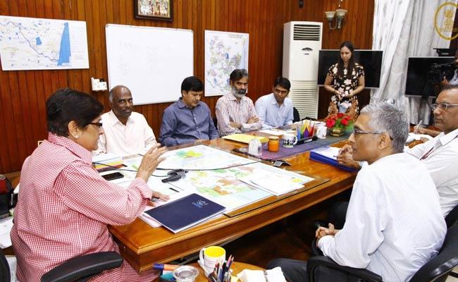 Kiran Bedi's Retort To Congress As It Pins Hope On Delhi Verdict