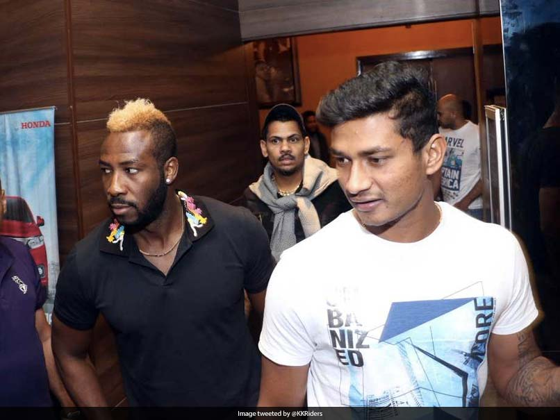 IPL 2018: Kolkata Knight Riders Stars Enjoy Some Downtime, Watch Avengers Infinity War