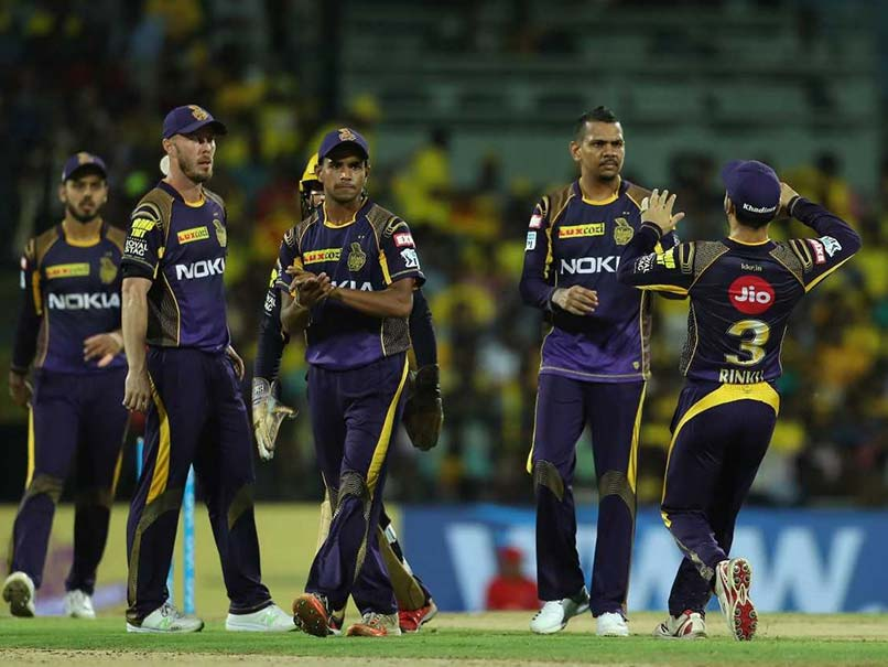 KKR canter to 71-run win over Delhi