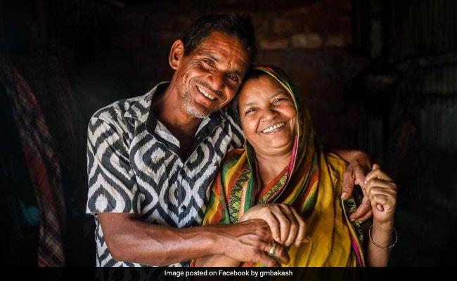 50 की उम्र में विधवा ने की अपने प्यार से शादी, Viral हुई लव स्टोरी