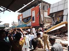 राजस्थान : कोटा में होटल की बिल्डिंग अचानक हुई धराशाई, 5 से 7 लोगों की दबे होने की आशंका