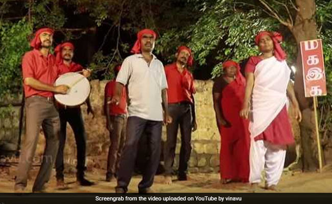 For Song Criticising PM Modi, Trichy Police Arrest Tamil